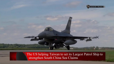 Taiwan China Tension (June 14) US helping Taiwan to set its Largest Warship to Dominate SCS Claims